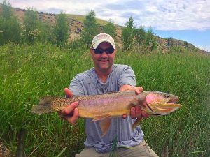 Pinedale Wyoming Fishing guides