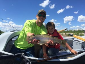 Upper Green River Fishing Guides