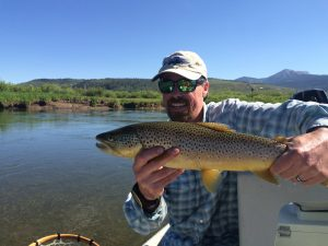 Green River Pinedale Wyoming Fishing guides