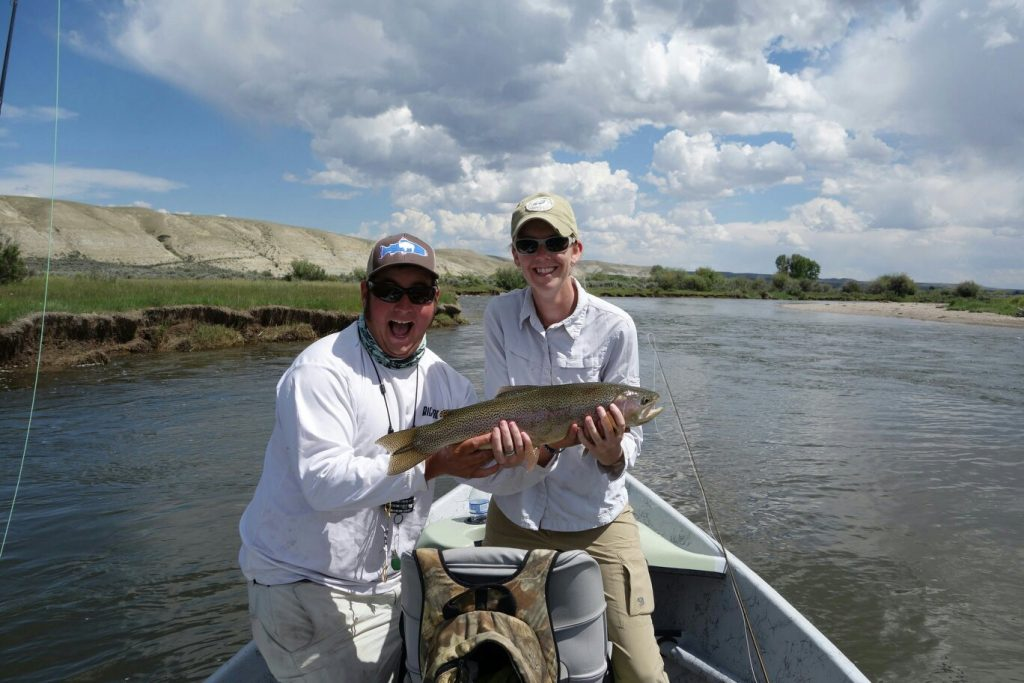 Green river fly fishing report reel deal anglers for Green top fishing report
