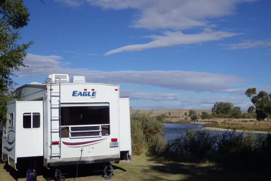Fontenelle Wyoming fishing Guides