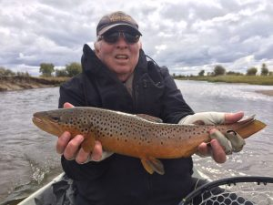 New Fork River wyoming fishing guides
